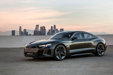 Audi e-tron GT Electric Car Buy Lease Special Order